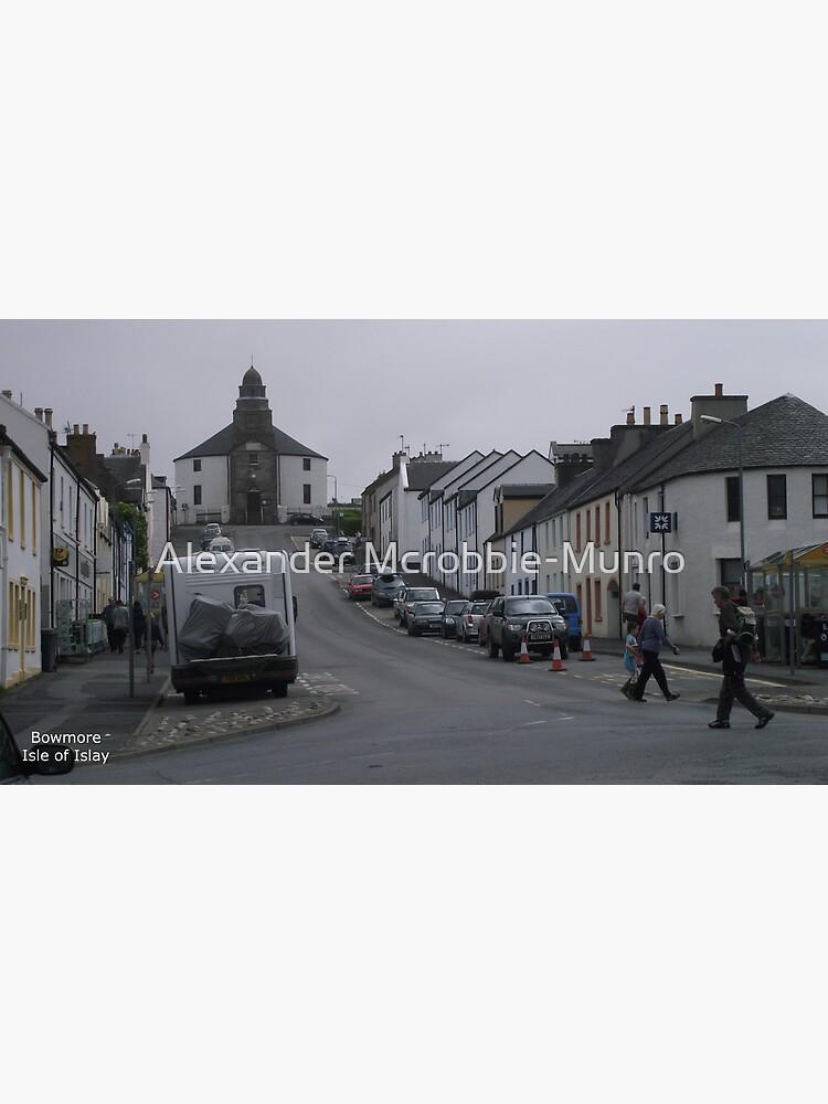 Bowmore    Isle  of Islay by Alexanderargyll