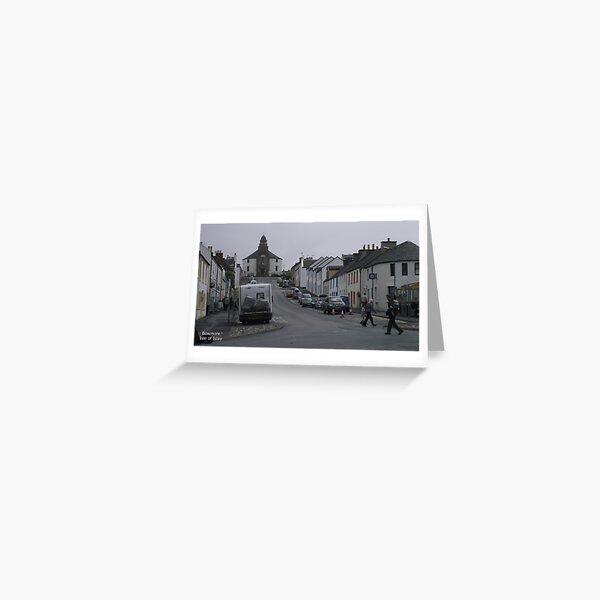 Bowmore    Isle  of Islay Greeting Card