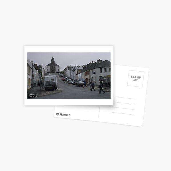 Bowmore    Isle  of Islay Postcard