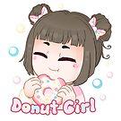 Donut Girl - 2019 by devicatoutlet