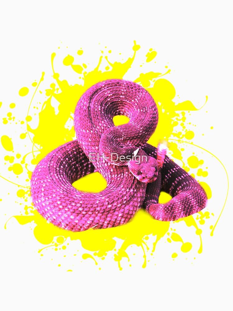 Pink Rattlesnake von EH-Design