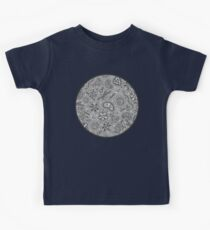 Microbes - Grey / Gray Kids Clothes