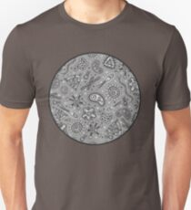 Microbes - Grey / Gray T-Shirt