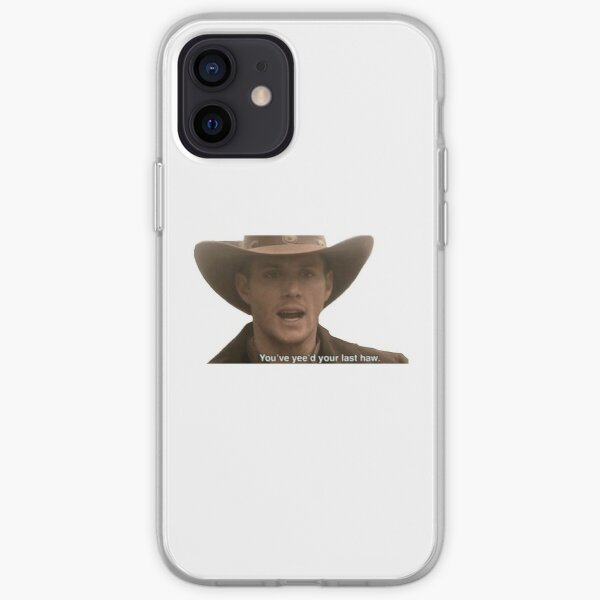 Supernatural-Dean Winchester Aufkleber iPhone Flexible Hülle