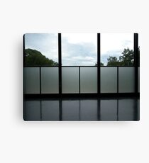 Mies Interior - Chicago Institute of Technology Canvas Print