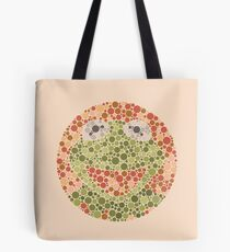 It's Not That Easy Being Seen Tote Bag