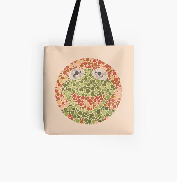 It's Not That Easy Being Seen All Over Print Tote Bag