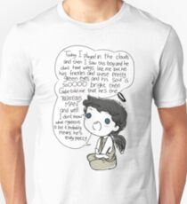 Fledgling Castiel Unisex T-Shirt