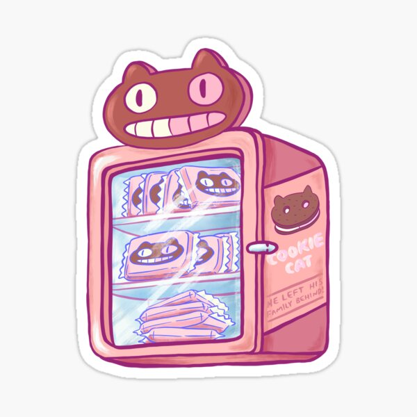 Fully Stocked Sticker