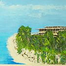 Playa Chiapas by Heberto   G. Cavazoz