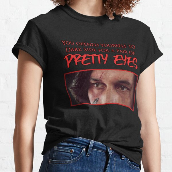 ADAM DRIVER -- Pair of Pretty Eyes REYLO  Classic T-Shirt