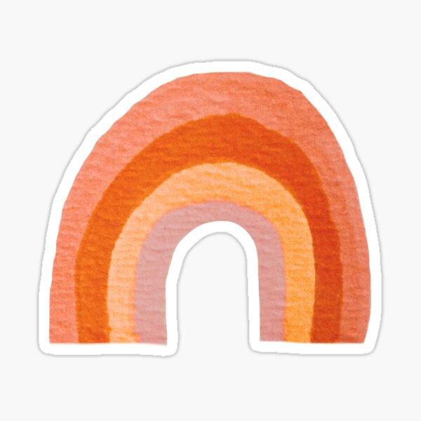 that rainbow  Sticker
