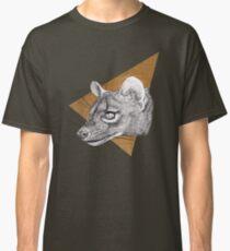 Fossa gold triangle Classic T-Shirt