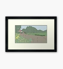 River Mole Framed Print