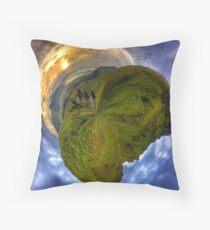 Winnats Pass ORB Throw Pillow