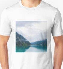 in the mountains Unisex T-Shirt