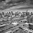 Melbourne City  by Christine Wilson