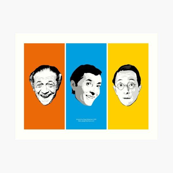Sid James, Charles Hawtrey and Kenneth Williams Mug Art Print