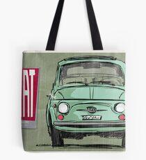 Cinquecento_poster Tote Bag
