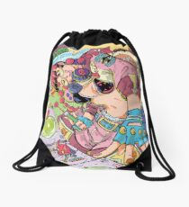 DJ Oniko Drawstring Bag