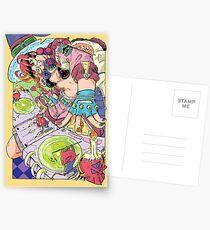 DJ Oniko Postcards