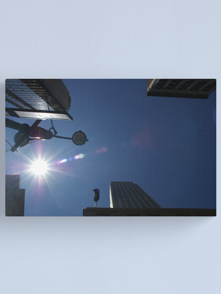 Alternate view of Empire State Of Mind Canvas Print
