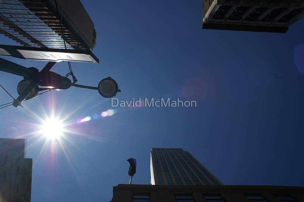 Empire State Of Mind by David McMahon
