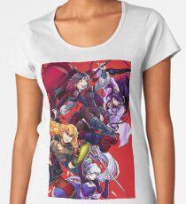The Fab Four Premium Scoop T-Shirt