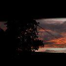 Bandung Sunset, West Java by Ashlee Betteridge
