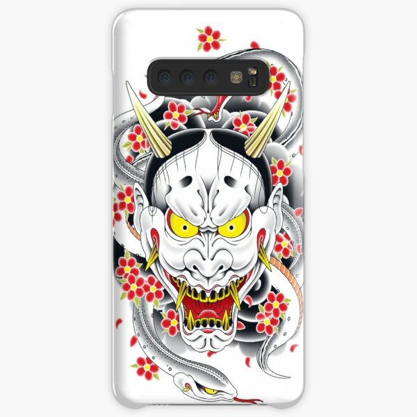 Yakuza - Majima's Hanya Samsung Galaxy Snap Case