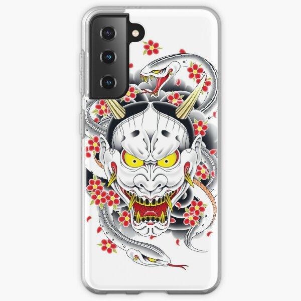 Yakuza - Majima's Hanya Samsung Galaxy Soft Case