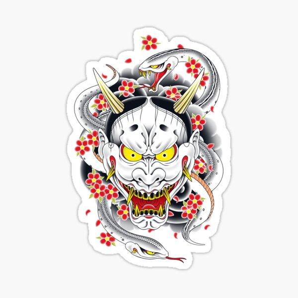 Yakuza - Hanya de Majima Sticker
