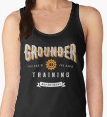 Grounders Training Dept. Women's Tank Top
