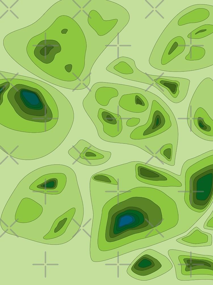 Topo-Karte von Nuft