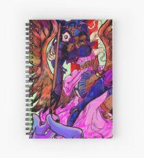 Valkyrie Spiral Notebook