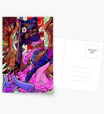 Valkyrie Postcards
