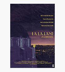 La La Land Fotodruck