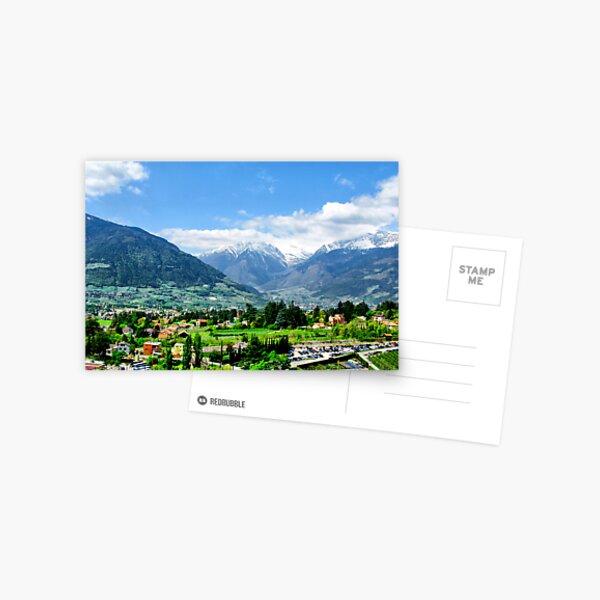Meran III. South Tirol. Postcard