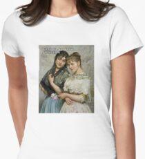 Camiseta entallada But Gloria, You know I'm straight