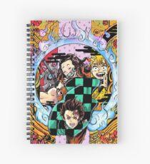 Slayers Spiral Notebook