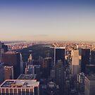 Central Park - NYC von thomasrichter
