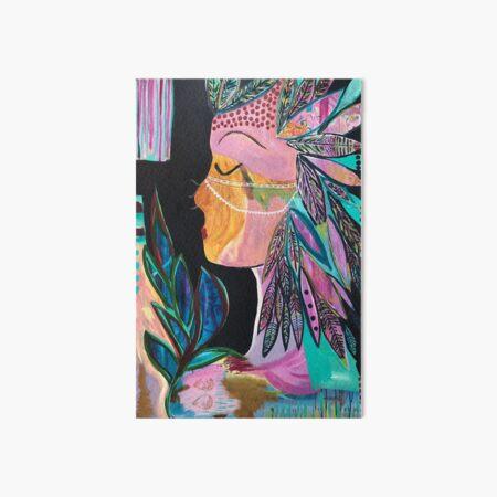 Wild Gypsy Art Board Print