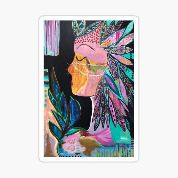Wild Gypsy Sticker