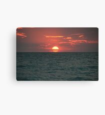 Cable Beach Canvas Print