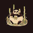 Chubby Panda by Bumcchi