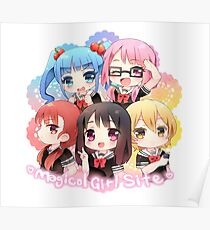Magical Girl Site Poster