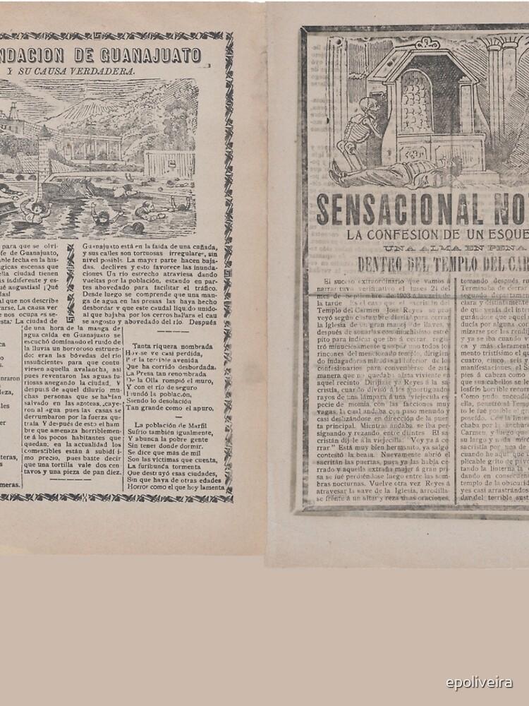 Old News Newspaper pattern by epoliveira