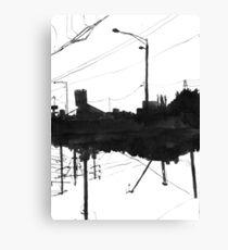 Railway IIX Canvas Print