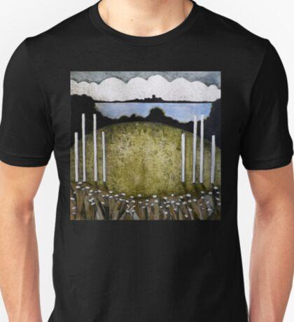 The Great Australian Footy Oval T-Shirt