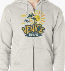 Copy of Venice Beach Zipped Hoodie